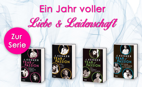 J. Kenner: Year of Passion (Diana Verlag)