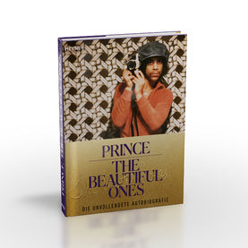 Prince: »The Beautiful Ones«, Coverabbildung
