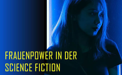 Frauenpower in der SciFi