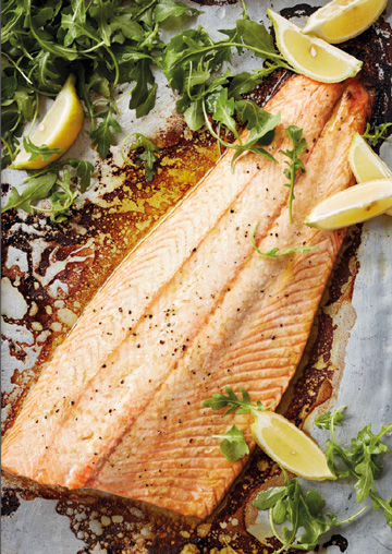 Rezept: Party-Lachs