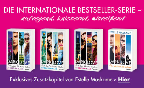 Estelle Maskame: DARK LOVE (Heyne fliegt)