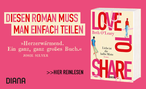 Beth O´Leary: »Love to share«