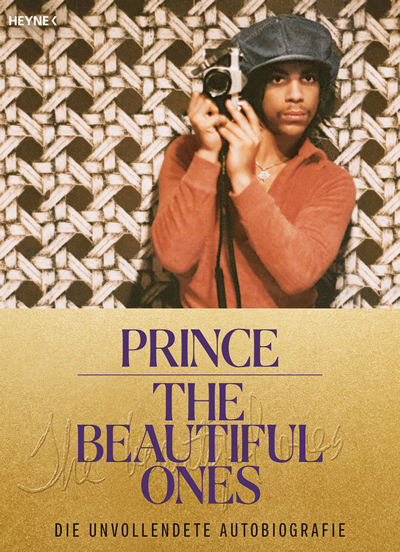 Prince: »The Beautiful Ones«, Cover
