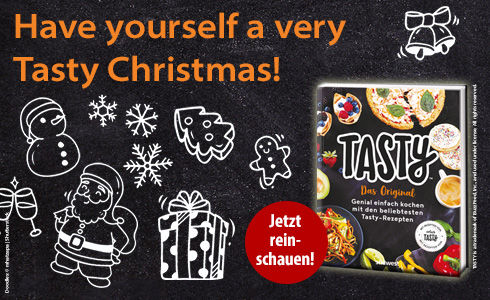 Have a very Tasty Christmas!
