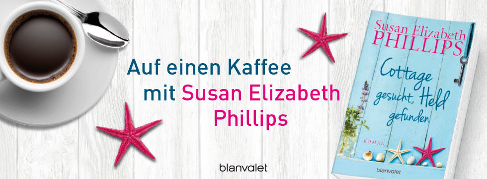 Video-Live-Chat mit Susan Elizabeth Phillips