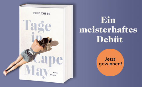 »Tage in Cape May« von Chip Cheek (Blessing)