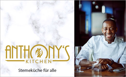 Anthony Sarpong: Anthony's Kitchen
