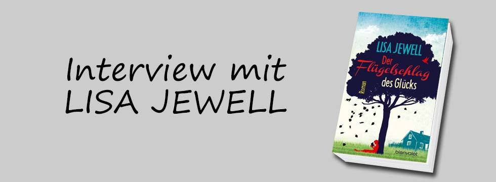 Lisa Jewell im Interview