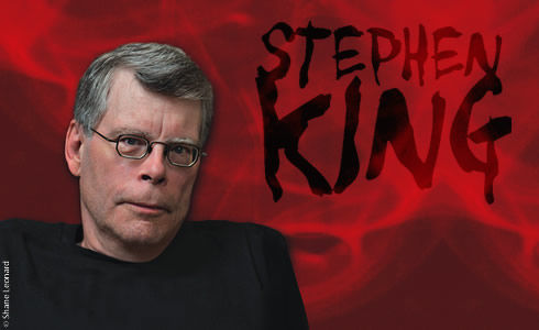 Stephen King, King of Horror, Autor Heyne