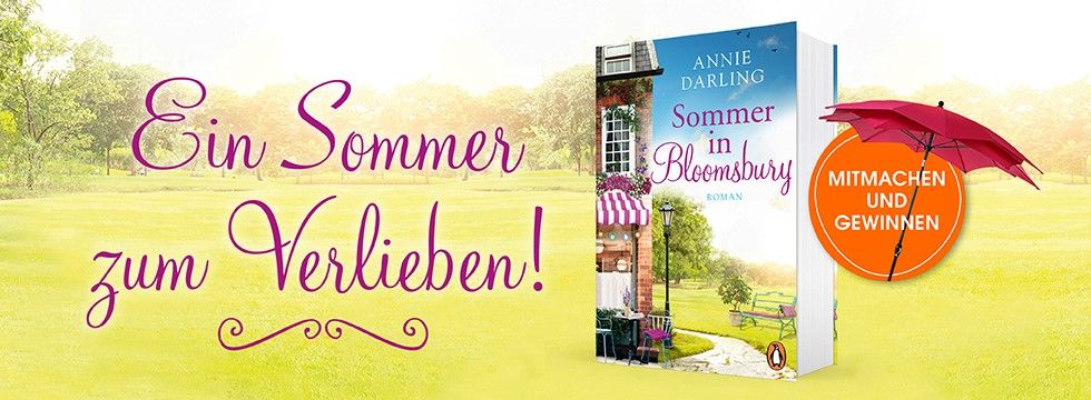 Header Darling, Sommer in Bloomsbury