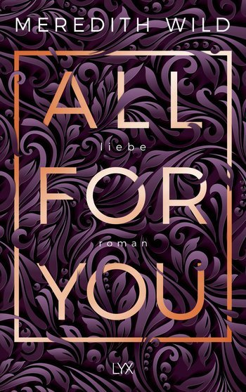 All for You – Liebe