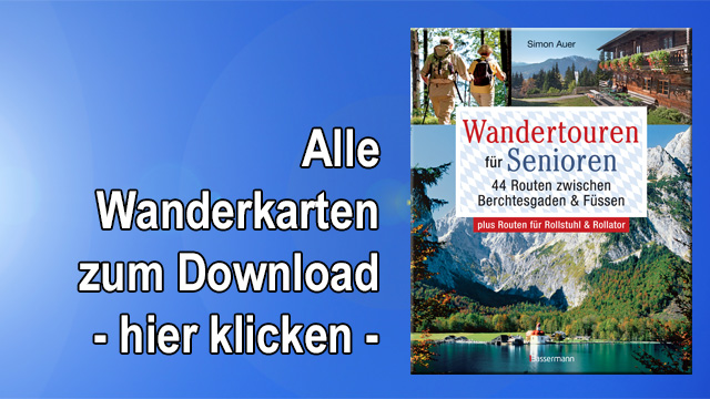 Alle Wanderkarten zum Download