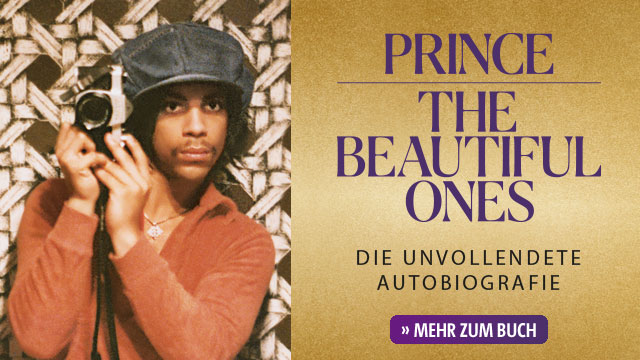 Special zu Prince: »The Beautiful Ones« – Die unvollendete Autobiografie