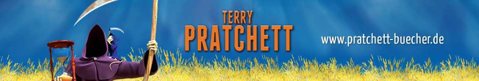 Terry Pratchett - Offizielle deutsche Website