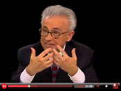 Zum Interview (engl.) Charlie Rose Show: Discussion with Antonio Damasio & other Scientists
