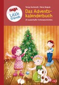 HABA Little Friends - Das große Adventskalenderbuch