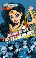 WONDER WOMAN auf der SUPER HERO HIGH