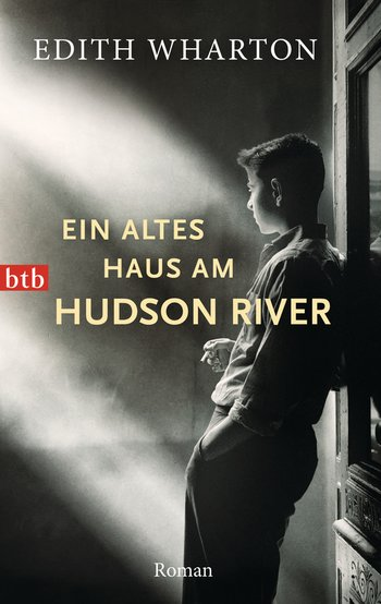 Ein altes Haus am Hudson River