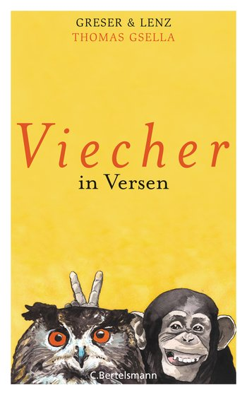 Viecher in Versen