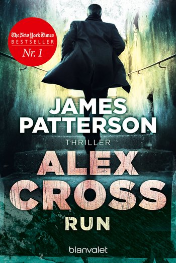 Run - Alex Cross 19