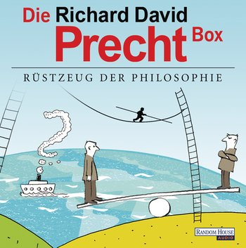 Die Richard David Precht Box – Rüstzeug der Philosophie