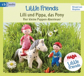 HABA Little Friends – Lilli und Pippa, das Pony