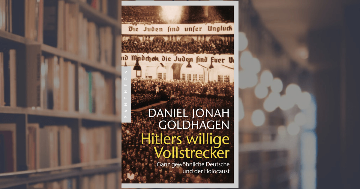 daniel goldhagen holocaust thesis Read hitler's willing executioners: ordinary germans and the holocaust book  reviews & author details and more at  daniel jonah goldhagen (author.