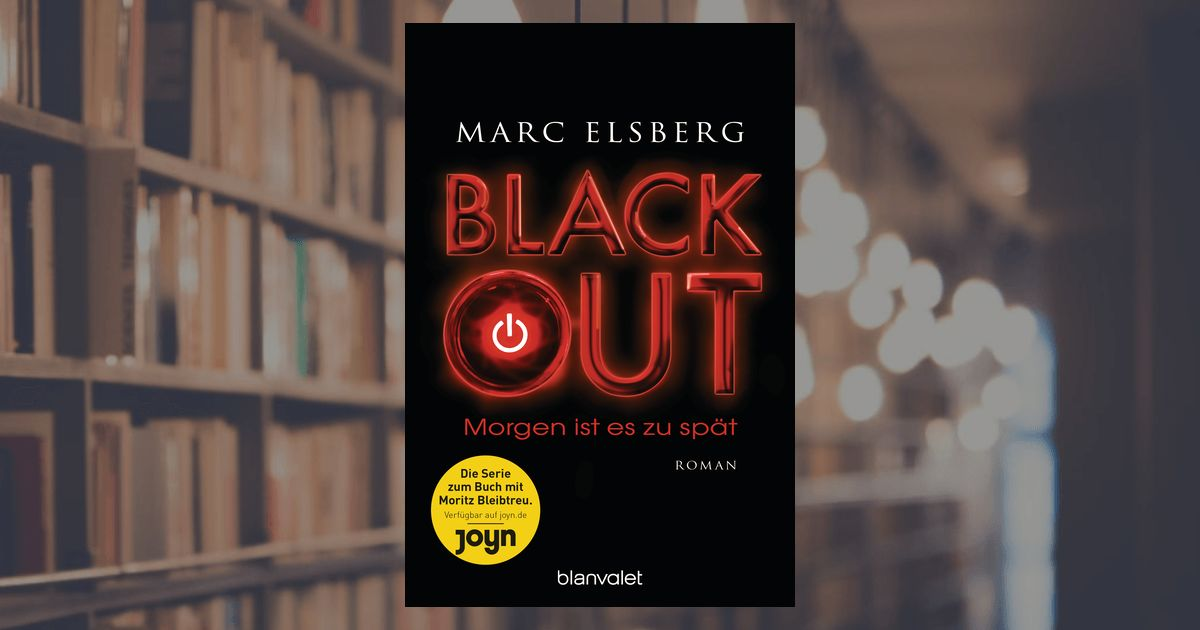 Blackout Marc Elsberg Ebook