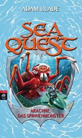 Sea Quest - Arachne, das Spinnenmonster