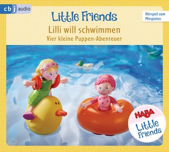 HABA Little Friends – Lilli will schwimmen