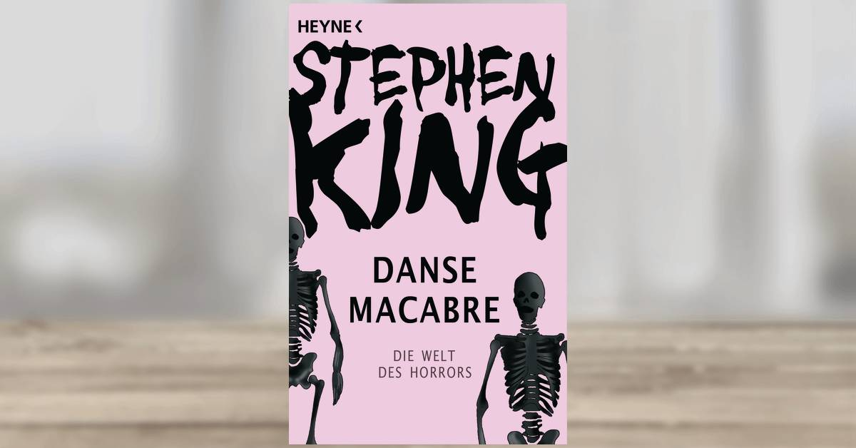 danse macabre essay by stephen king Danse macabre by stephen king november 5, 2017 november 5,  he plays catch-up with some modern films in that essay, but the book mainly focuses on 1950 to 1980, .