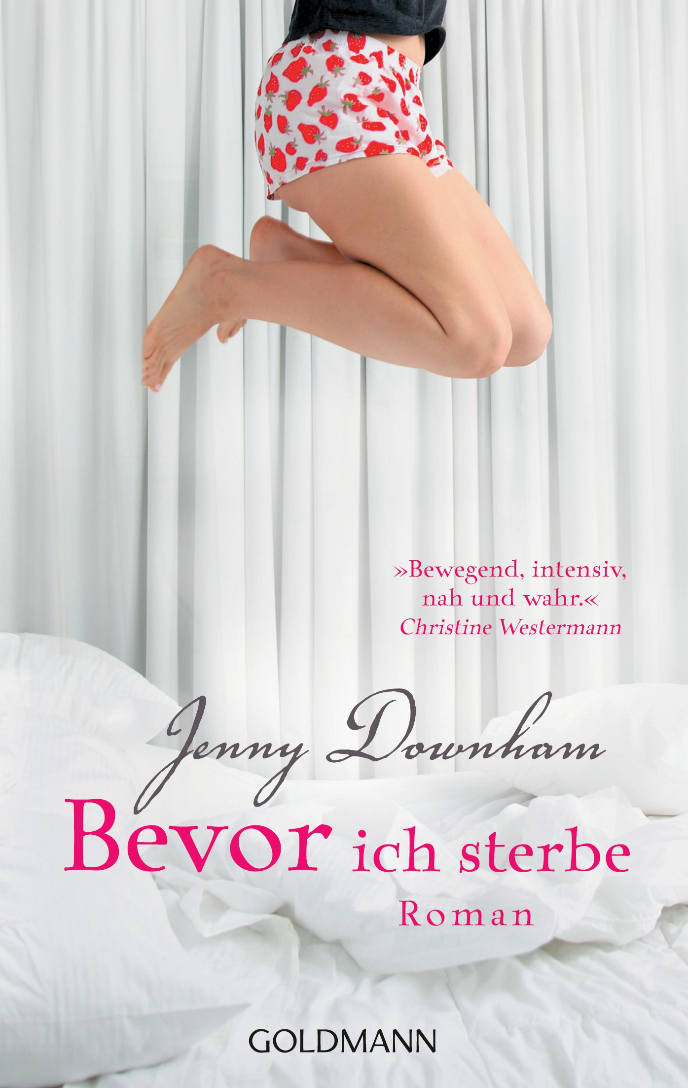 Bevor ich sterbe Cover