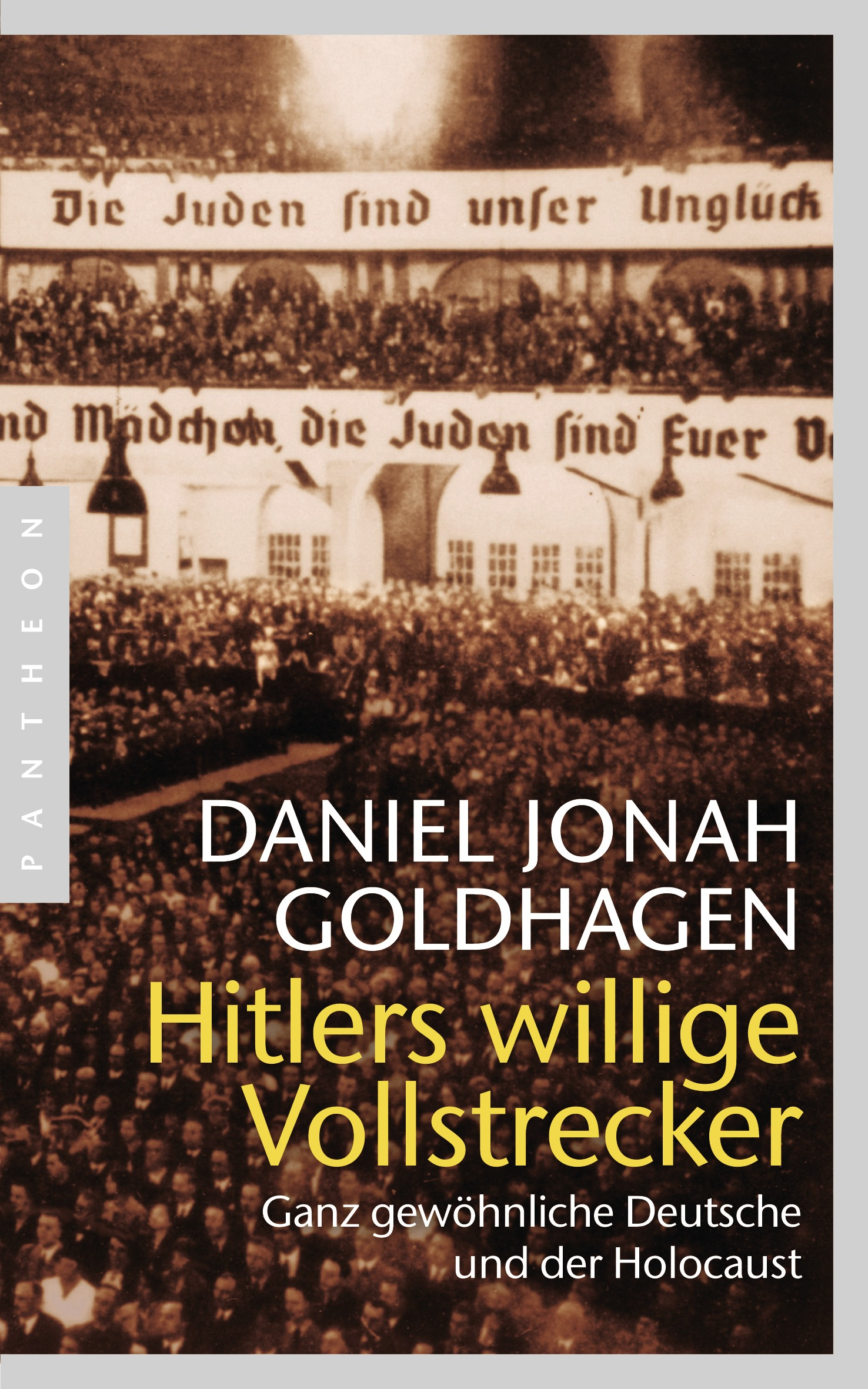 Goldhagen thesis holocaust