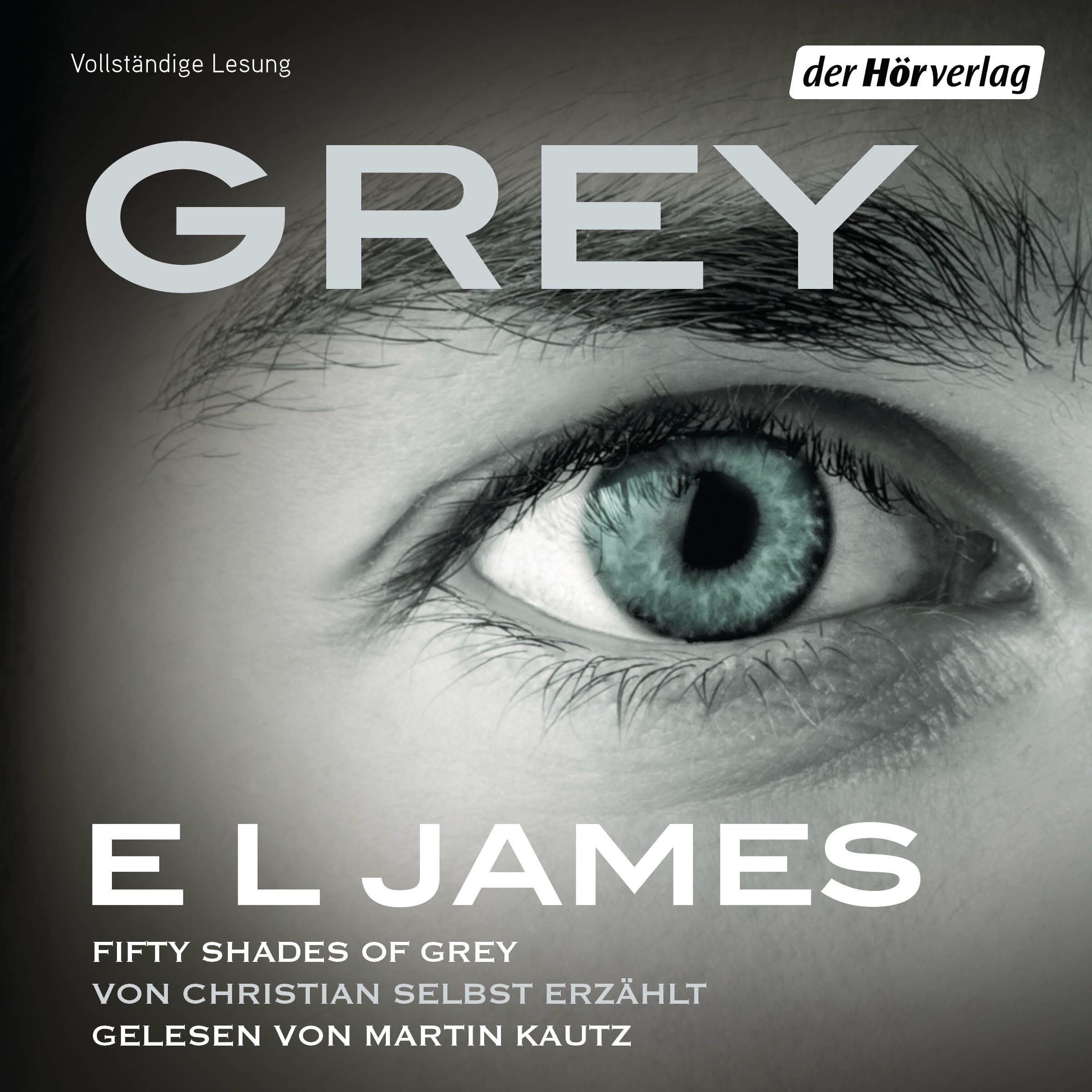 e l james grey fifty shades of grey von christian. Black Bedroom Furniture Sets. Home Design Ideas
