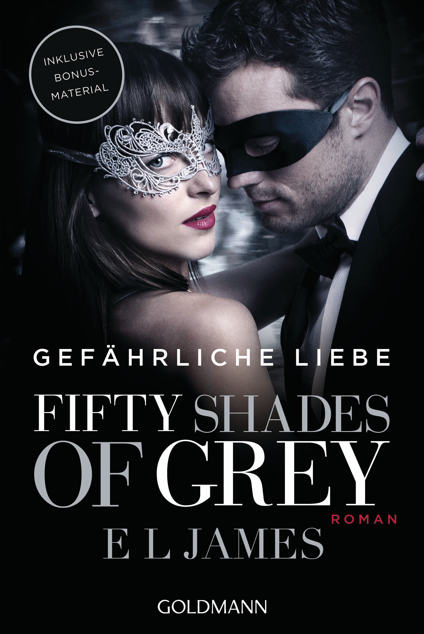 E l james fifty shades of grey gef hrliche liebe for When does fifty shades of grey