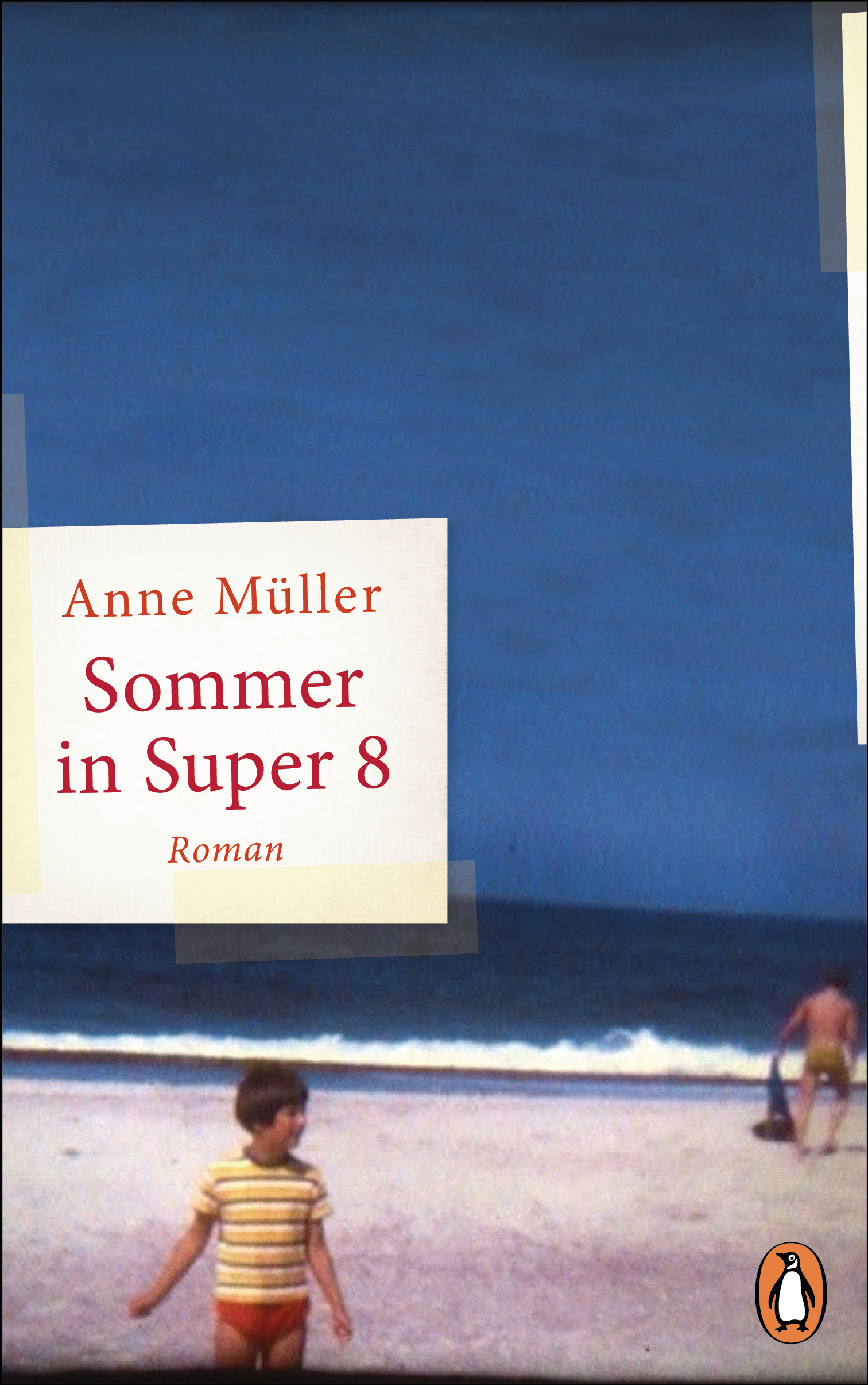Buch-Cover: Sommer in Super 8
