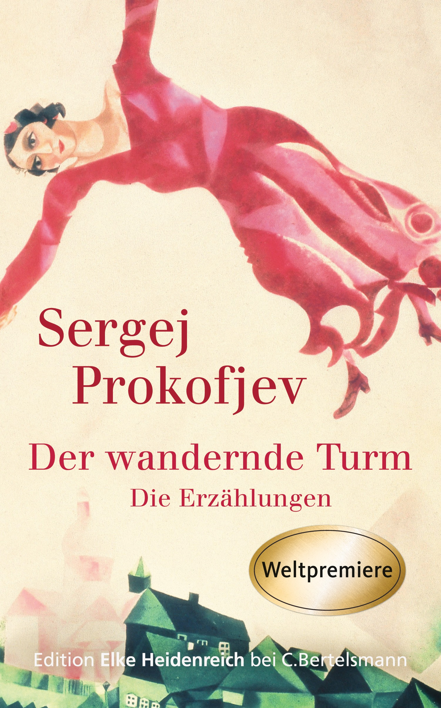 sergej prokofjev der wandernde turm c bertelsmann verlag ebook. Black Bedroom Furniture Sets. Home Design Ideas