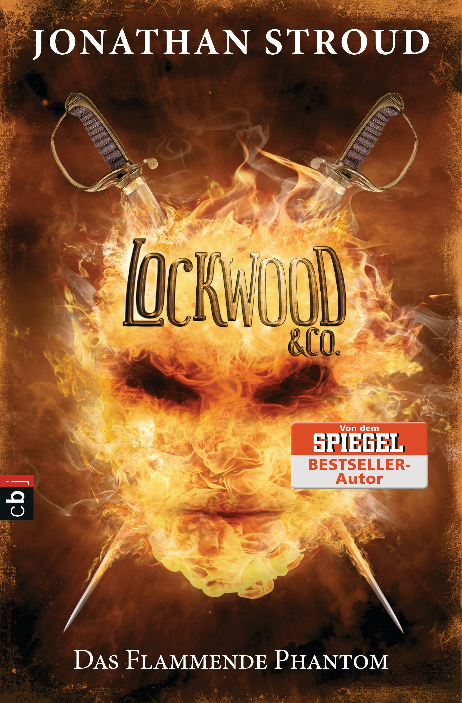 Lockwood & Co - Das flammende Phantom